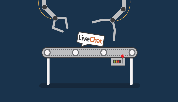 Software development at LiveChat