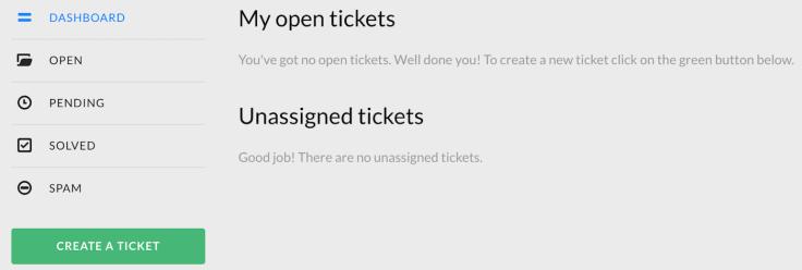 Ticket satisfaction customer service metrics live chat app