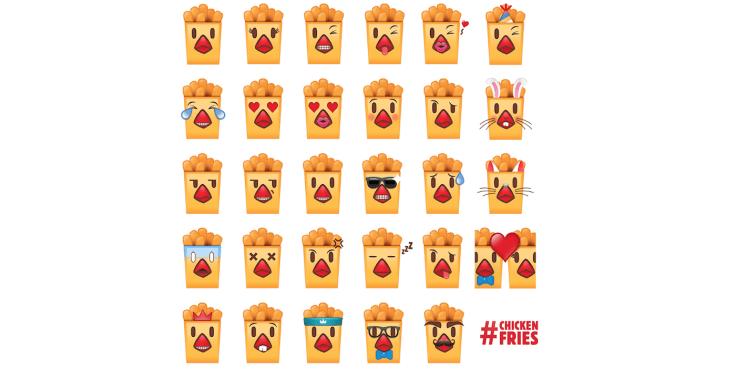 Burger King Emoji Campaign