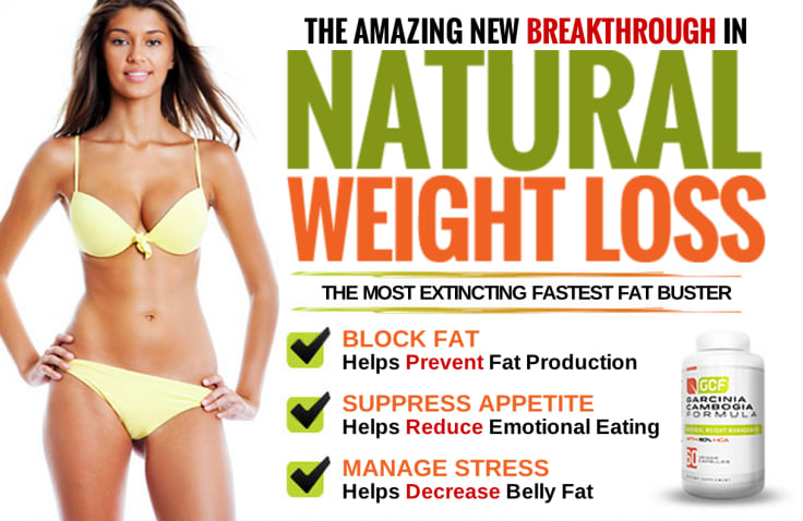 Weight loss pills value proposition