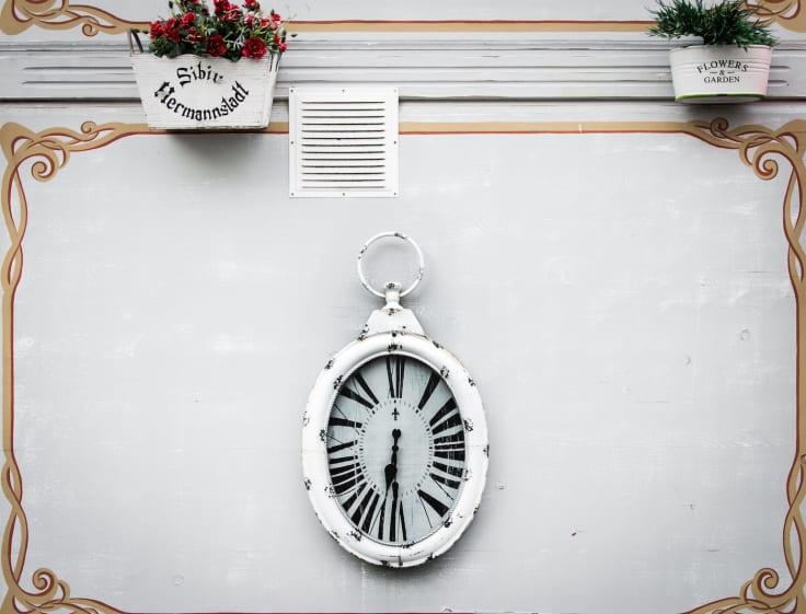 Customer service problems time ticking clock