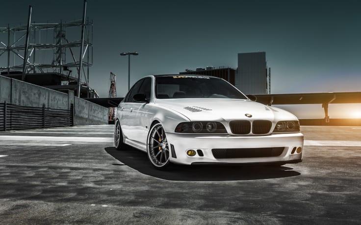 BMW car luxury value proposition
