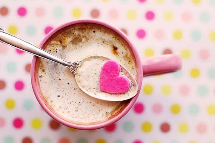 Heart spoon coffee mug importance of customer centricity