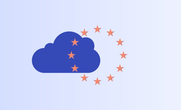 EU starts cloud illustration what is GDPR compliance