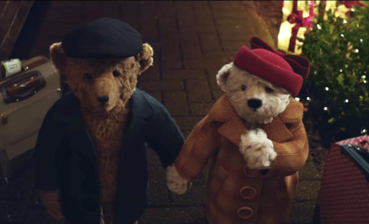 Heathrow Bears Best Christmas Ads of 2018