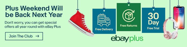 Ebay plus offer