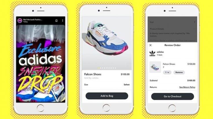 Adidas inspiring social media campaign