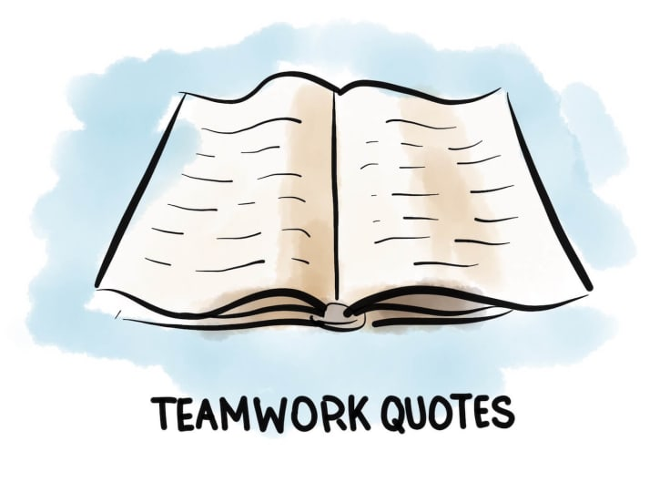 teamwork quotes that will make your team work together success
