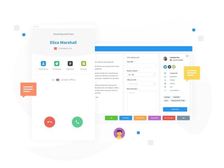 CloudTalk app