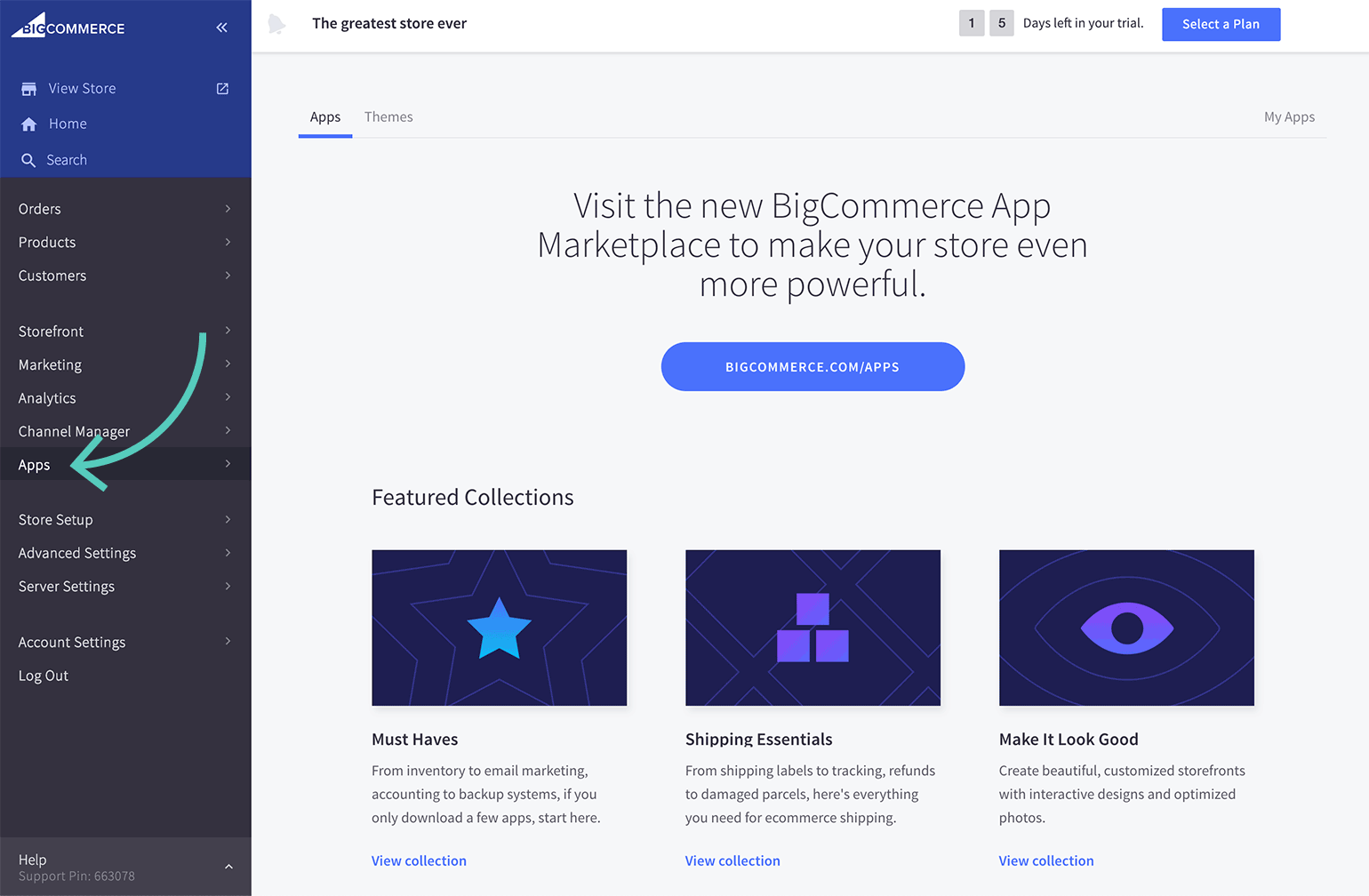 Add LiveChat to BigCommerce