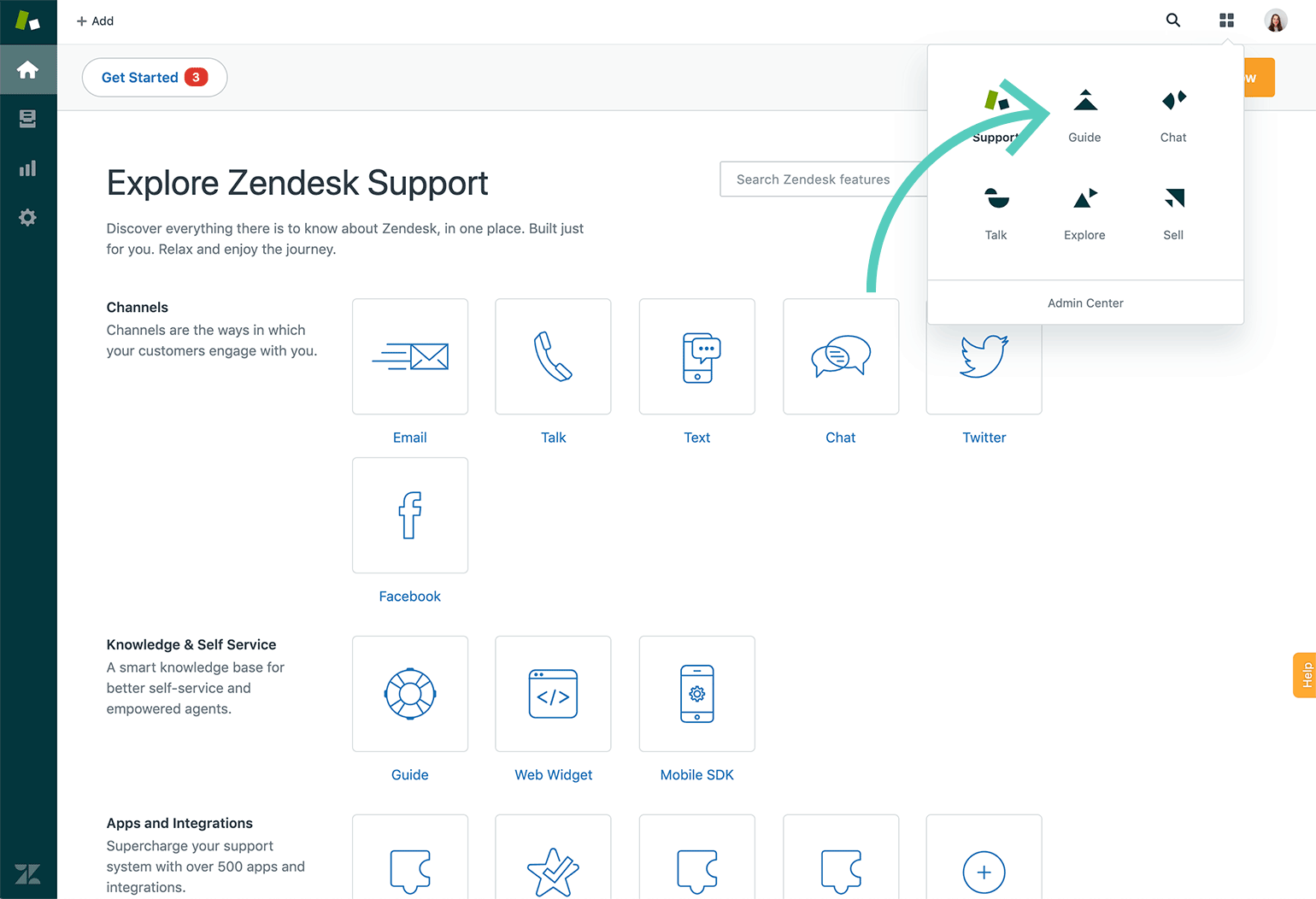 Zendesk: placing chat in Helpcenter | LiveChat Help Center