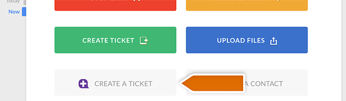 Desk.com integration: creating ticket from chat window