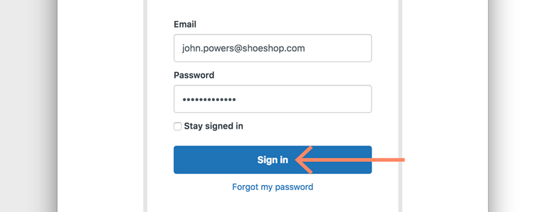 Zendesk LiveChat: Provide your Zendesk credentials and click on Sign In