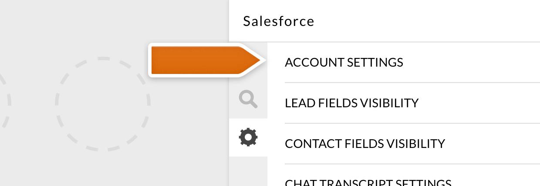 Disconnecting Salesforce integration