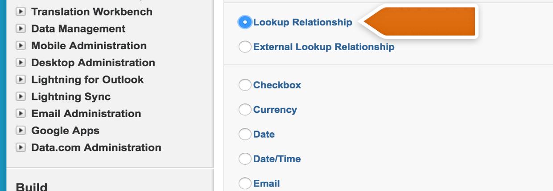 Salesforce Lookup Relationships