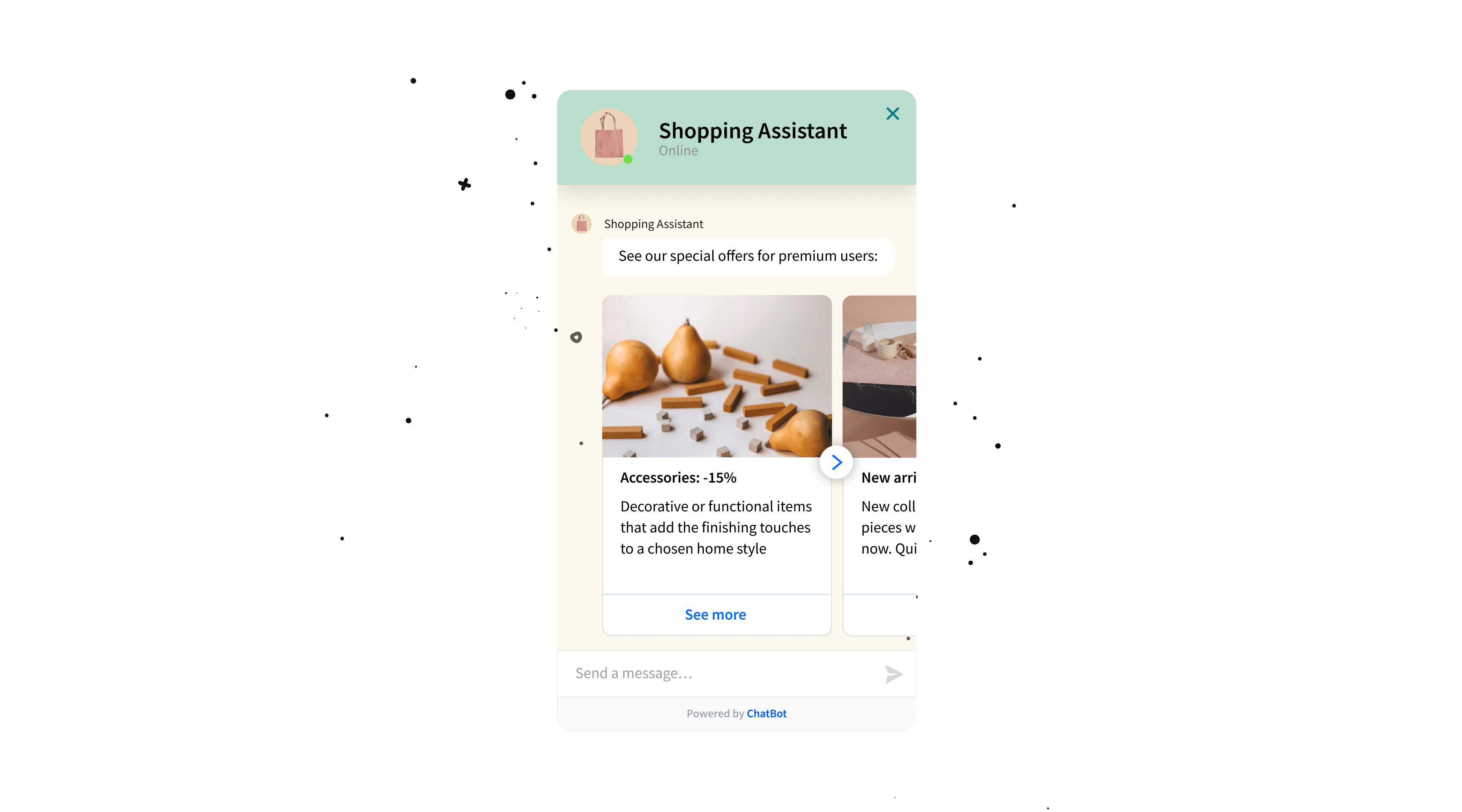 chatbot-persoanlized-recommendations
