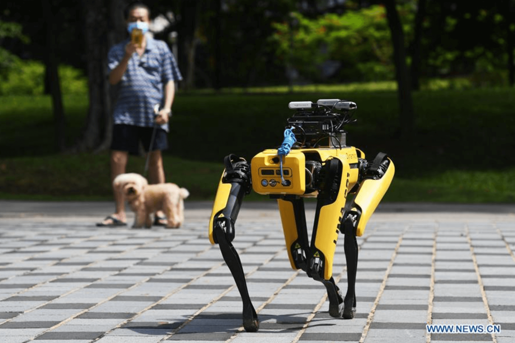 AI-police-dog