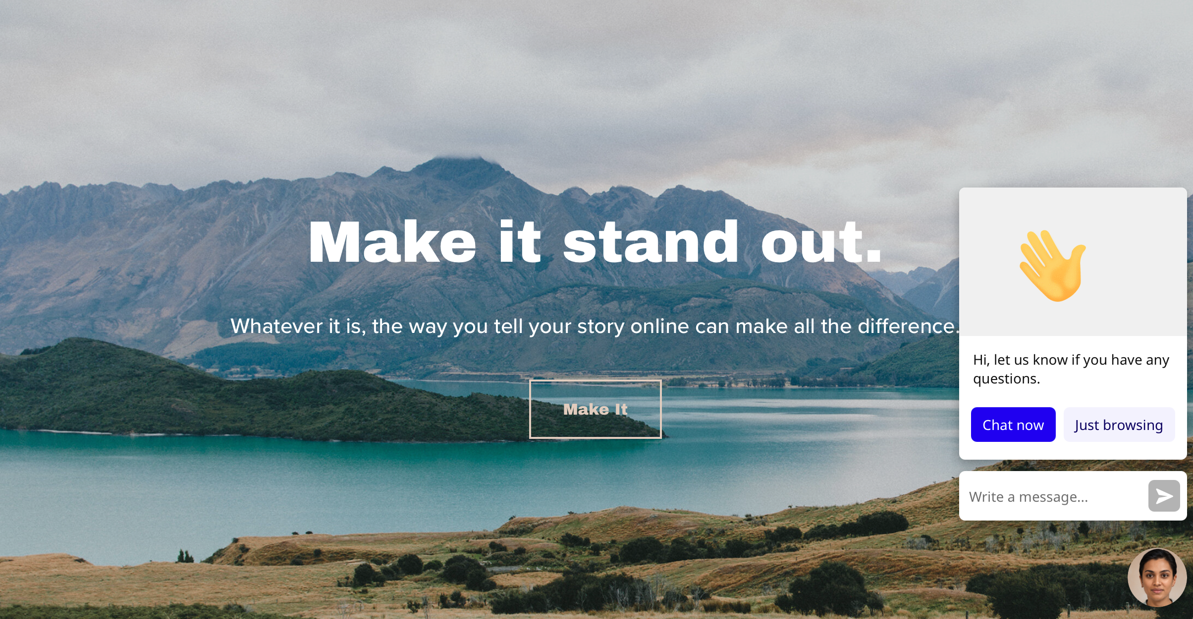 Make your Squarespace chat a reality!