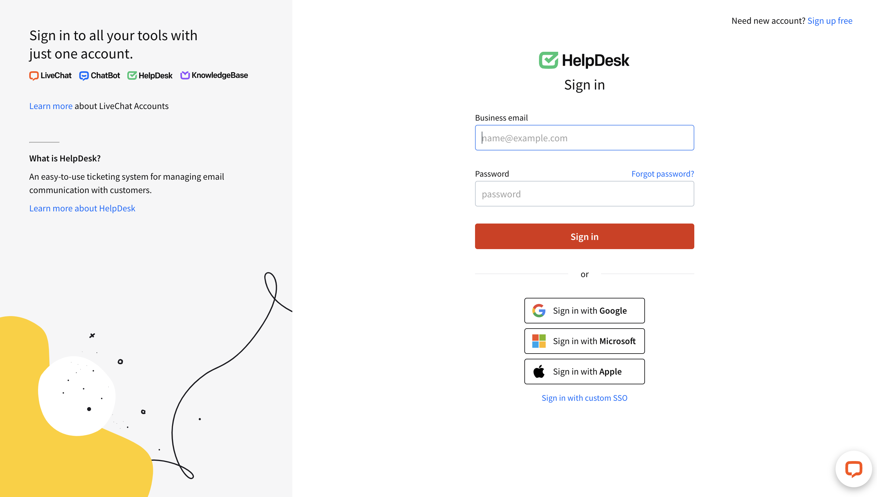 Connect ChatBot with HelpDesk