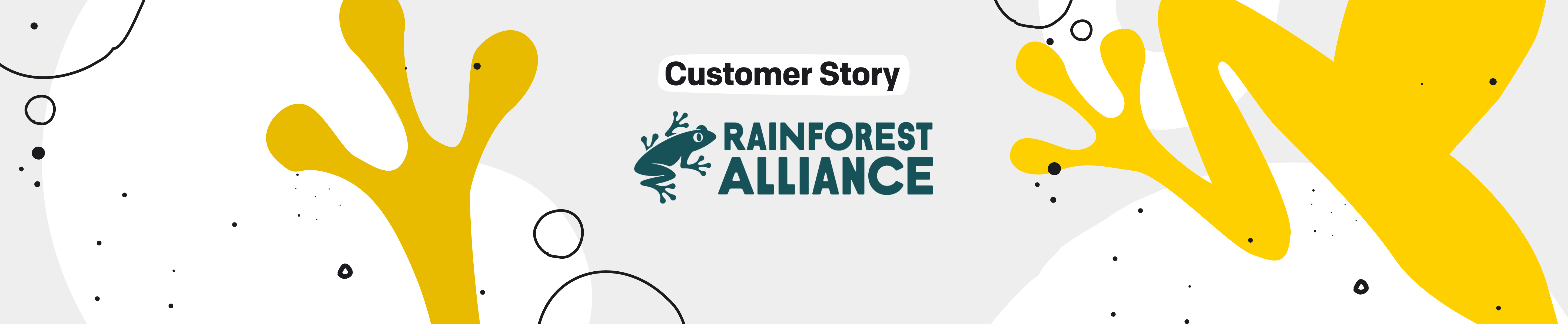 Header for The Rainforest Alliance Supports Over 1200 Users Monthly by Using a Chatbot