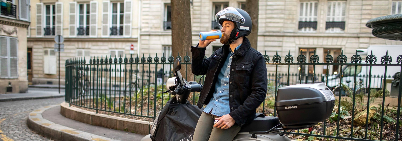 Le swapperOne - le scooter électrique agile, parfait pour la ville