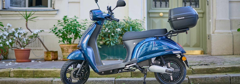Scooter électrique à Paris - un garage ou dans la rue ?