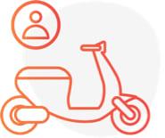 picto scooter électrique personnel