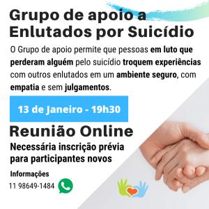 Grupo de Apoio Virtual -13-01-21