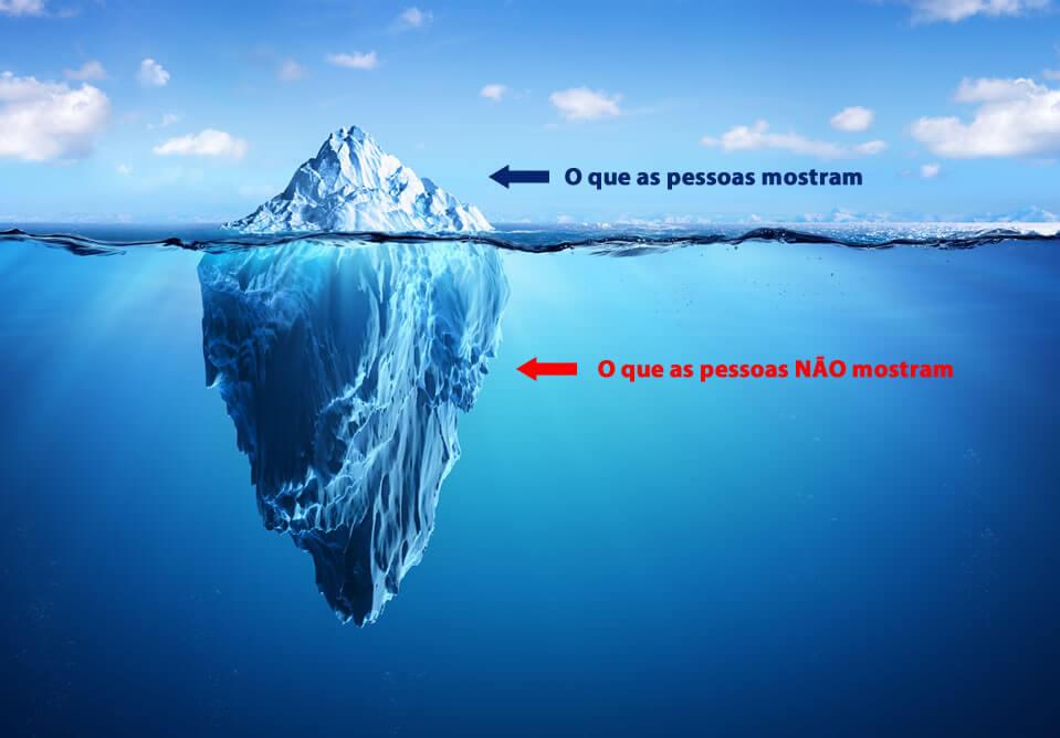 iceberg | Um novo olhar por nomoblidis