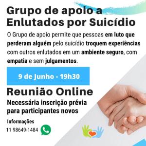Grupo de apoio ao Suicídio-09-06-2021