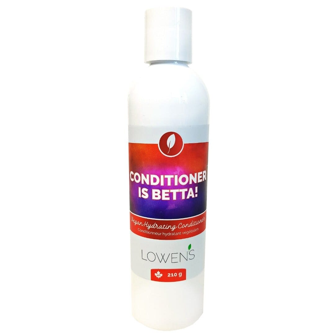 Conditioner Is Betta! Biodegradable Conditioning Rinse