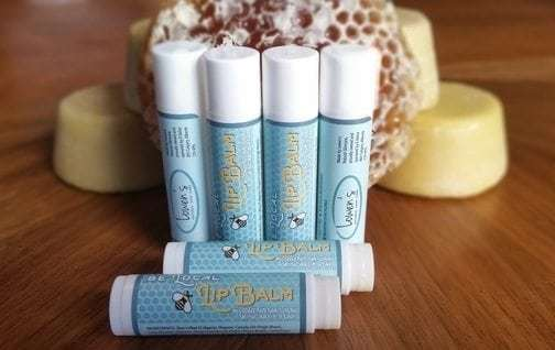Be Local Lip Balm - Lowen's Natural Skin Care LOWENS.CA #canadiangreenbeauty #naturalskincare