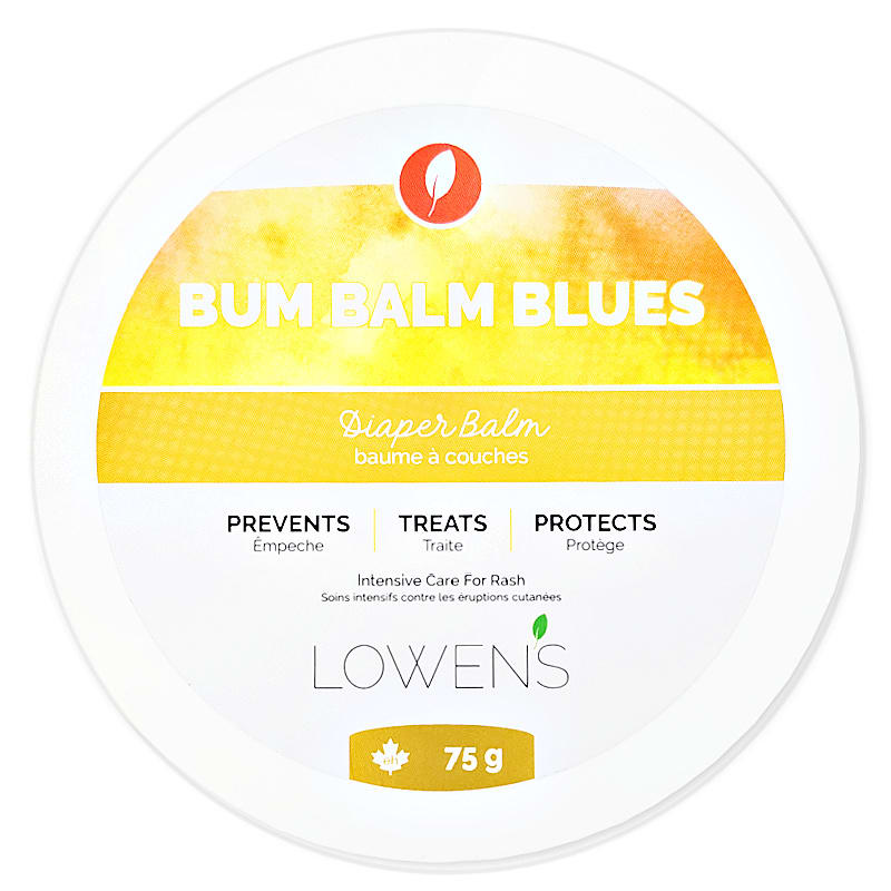 Bum Balm Blues – Intensive Care For Rash