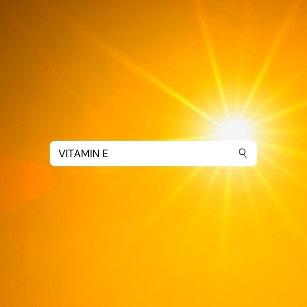 What Vitamin E Really Does For Your Skin