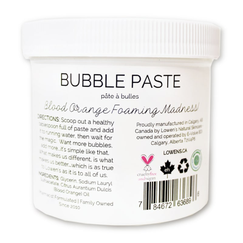 Bubble Paste – Simple Vegan Foaming Madness!