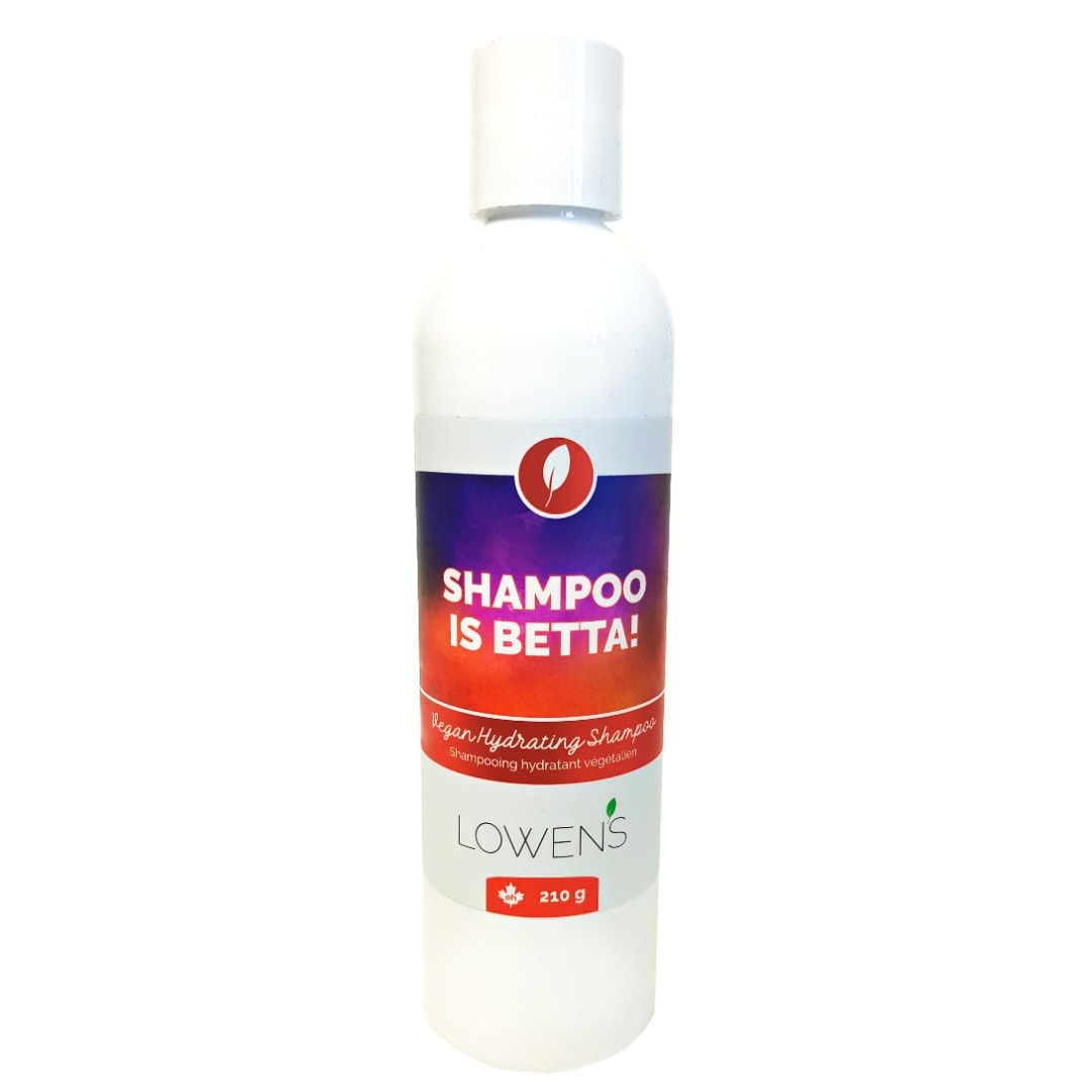Shampoo Is Betta! Vegan Hydrating Shampoo