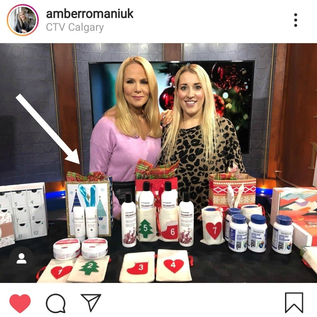 Lowen's Skin Care Is Making TV Rounds