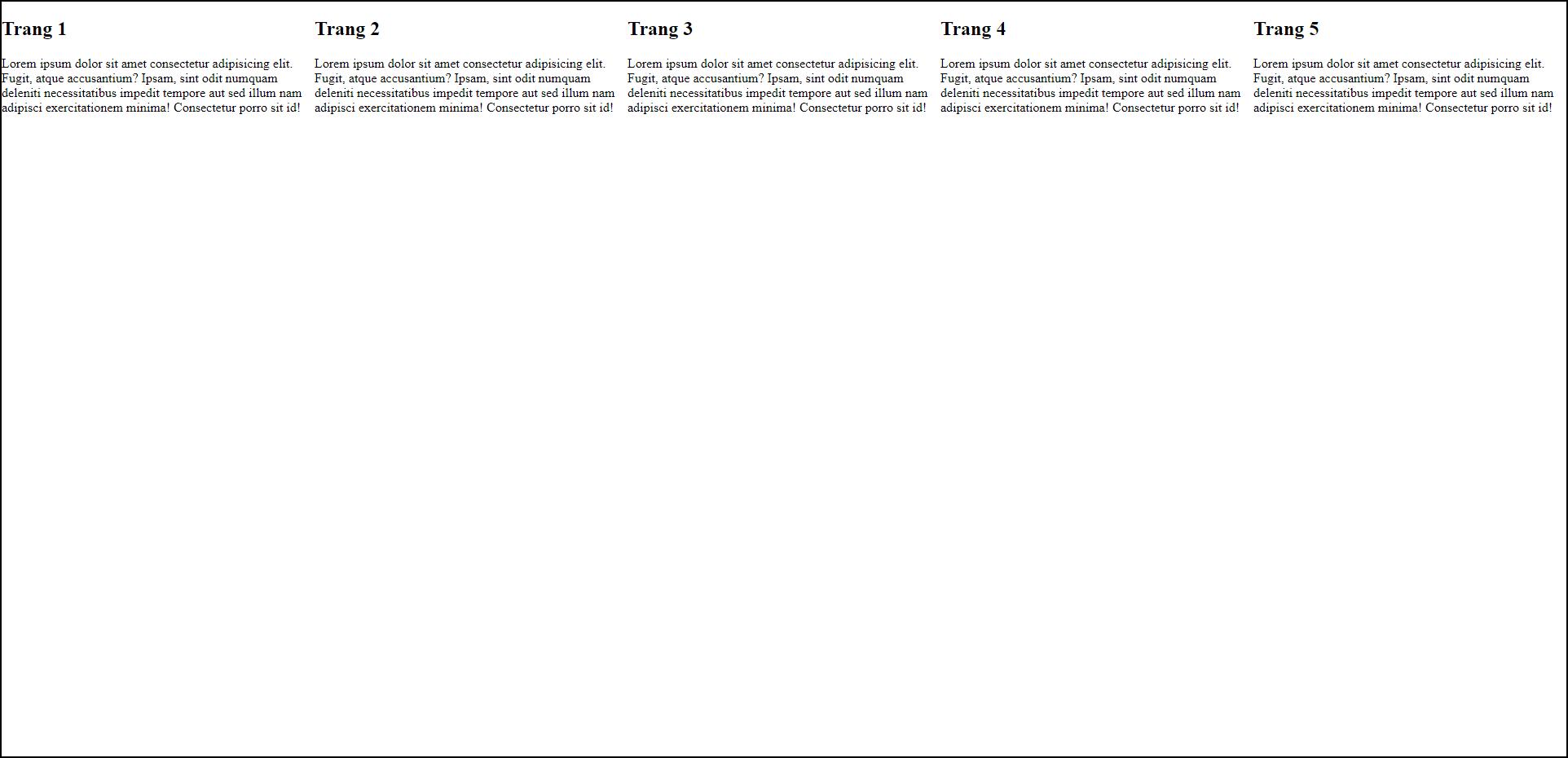Ảnh Hiệu ứng fullscreen slider phiên bản HTML
