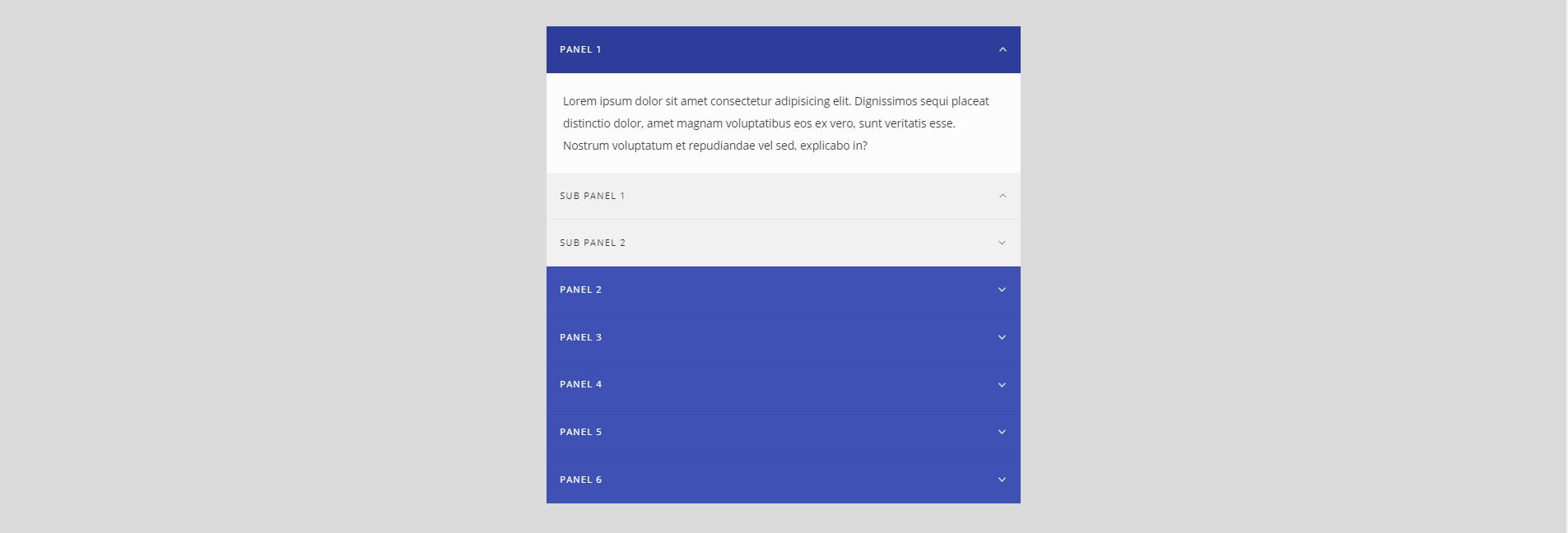 Accordion xây dựng bằng HTML, CSS Phần 8