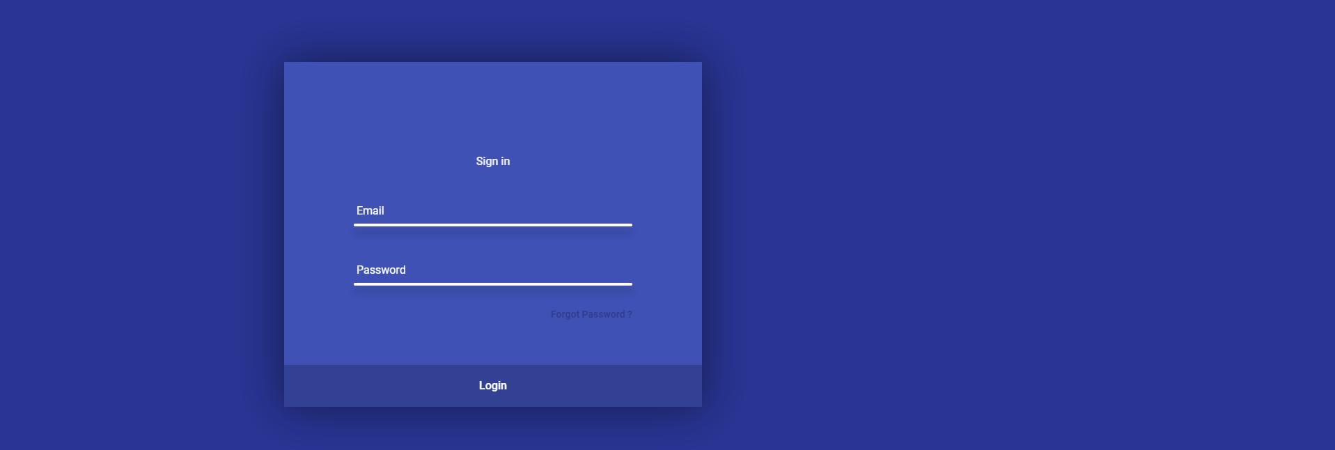 Form Đăng Nhập, Đăng Ký xây dựng theo Progress Bar bằng HTML, CSS, Javascript Phần 5