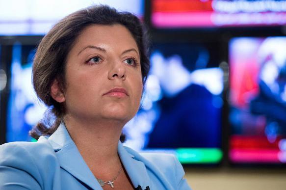 Маргарита Симоньян рассказала о своей новорожденной дочери