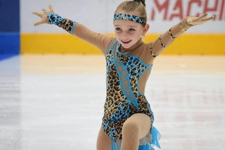 Дочь Пескова и Навки пострадала из-за ошибки судей на соревнованиях