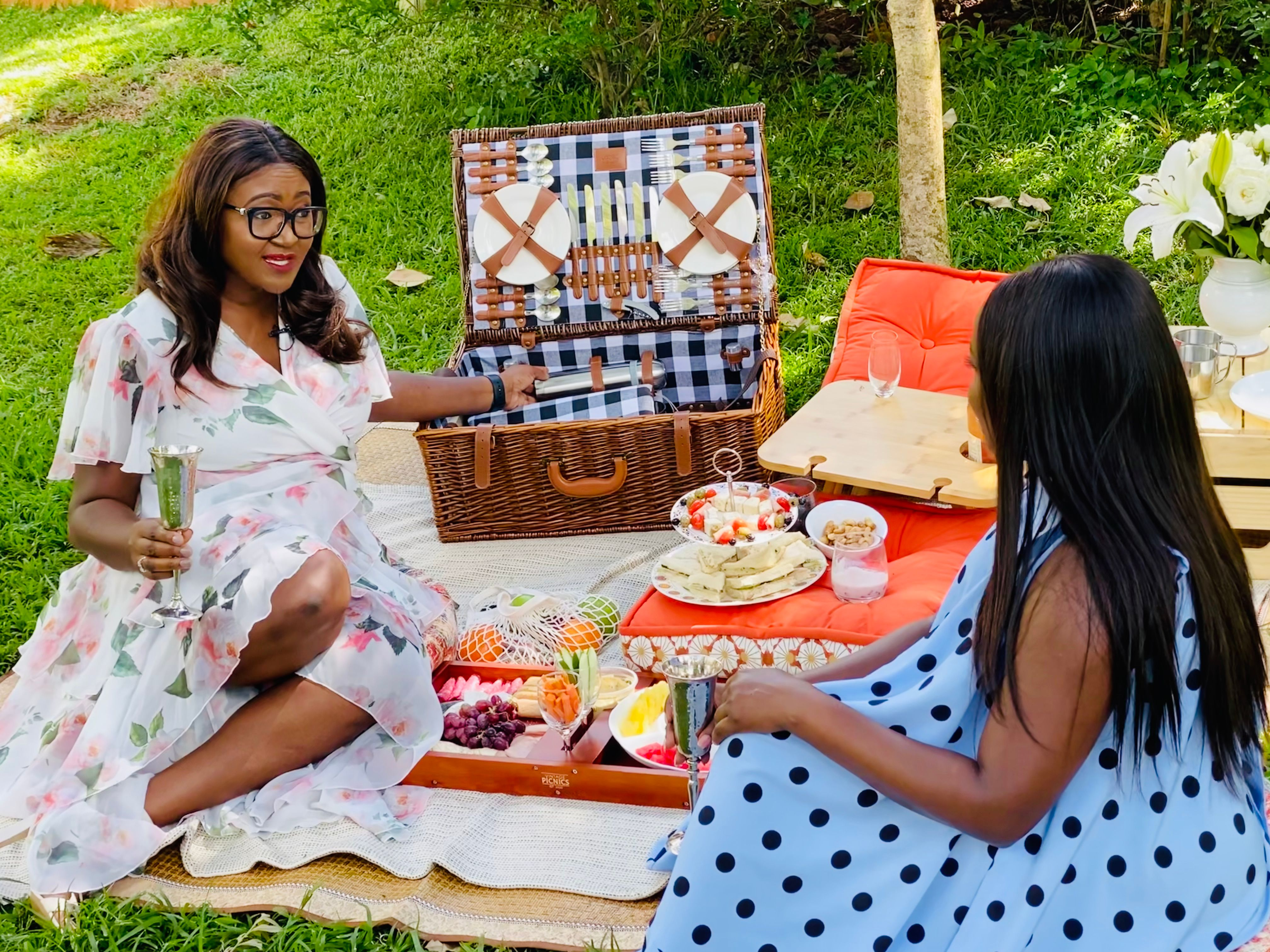 Vintage Picnic: The Pandemic Project That Is Redefining DIY Picnics