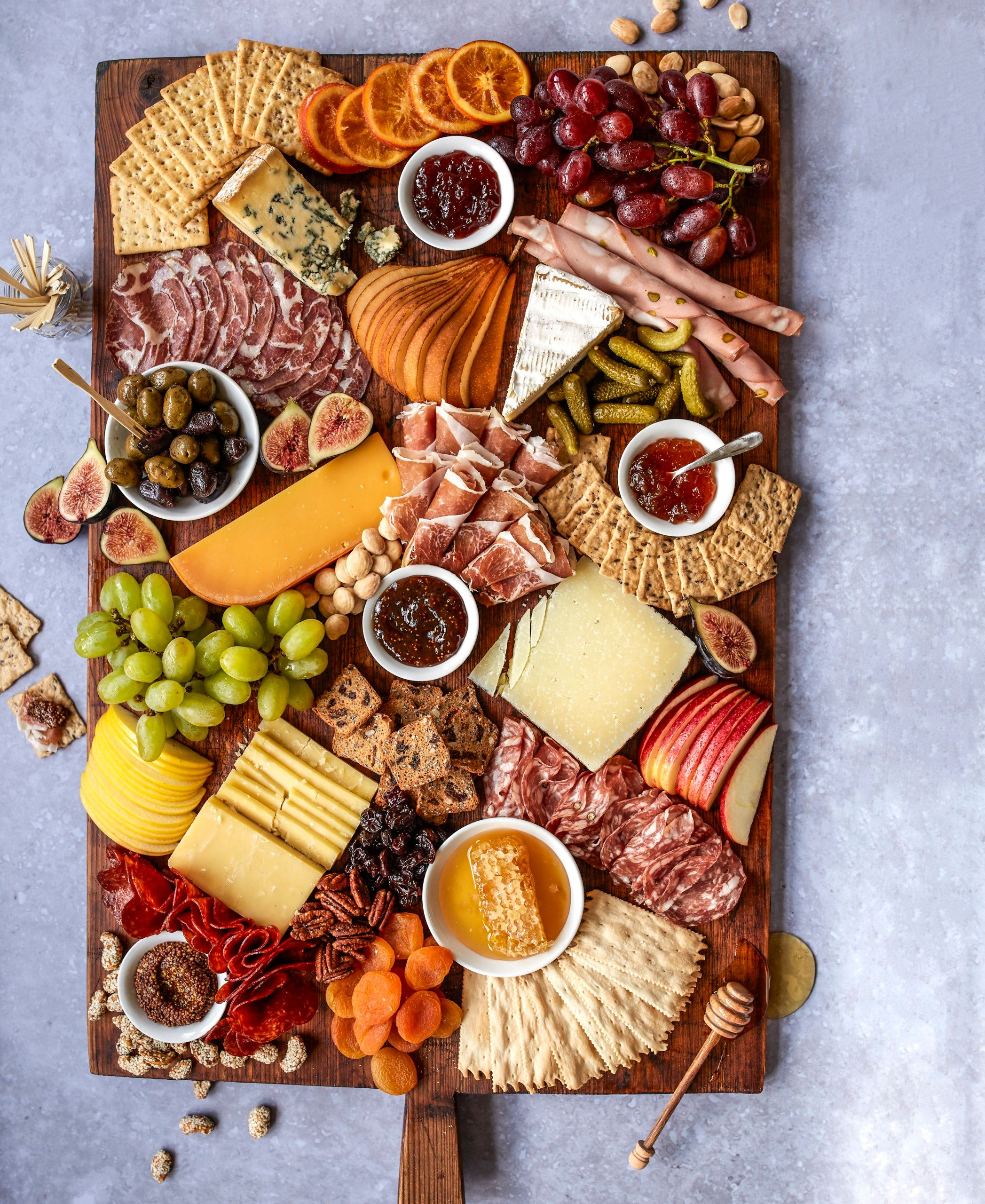 You Too Can Board The Charcuterie Train