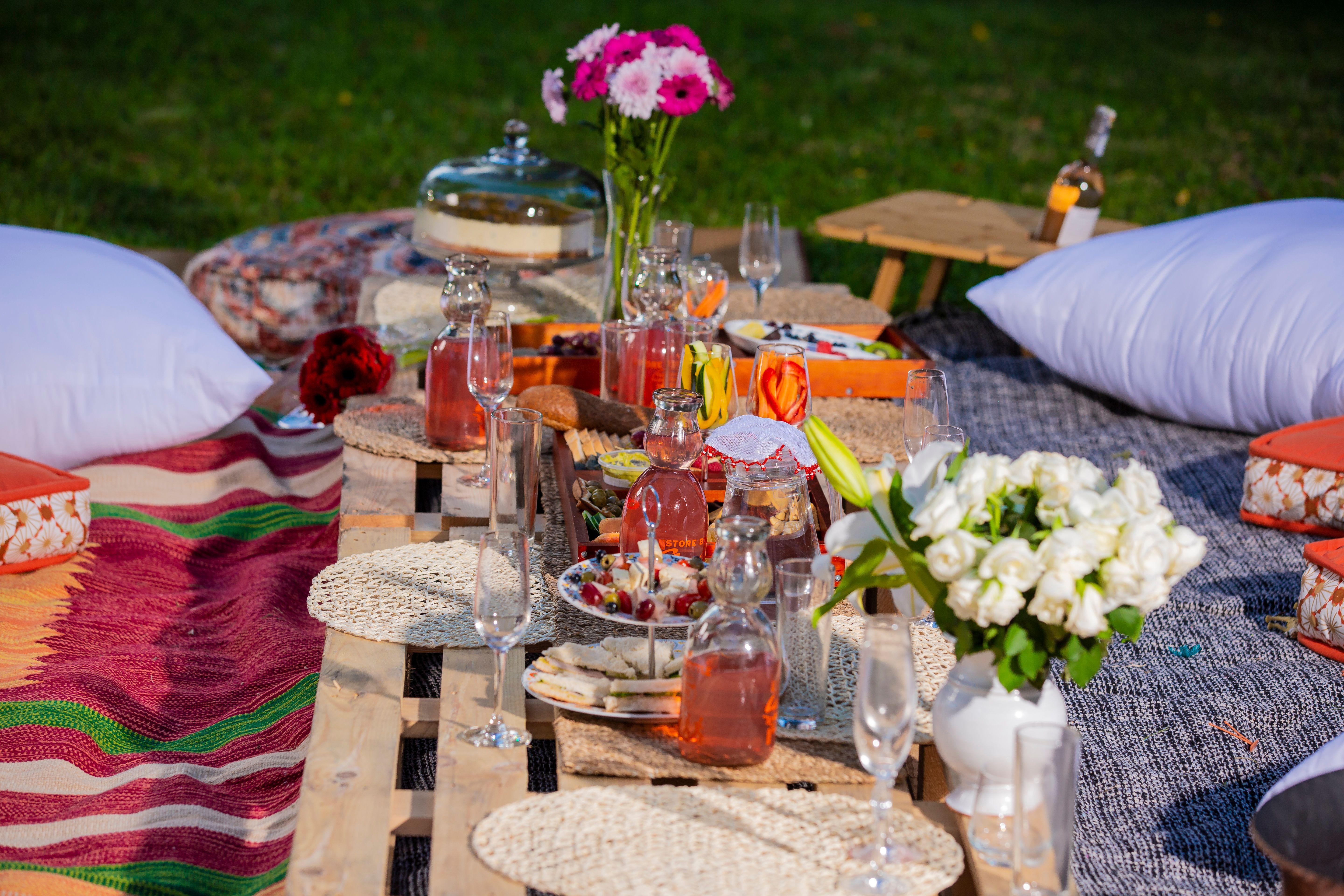 Ten Easy Ways To Keep Bugs At Bay When Hosting A Picnic
