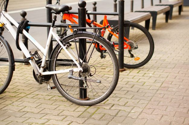 Nairobi's First Bicycle Parking Facility Now Open