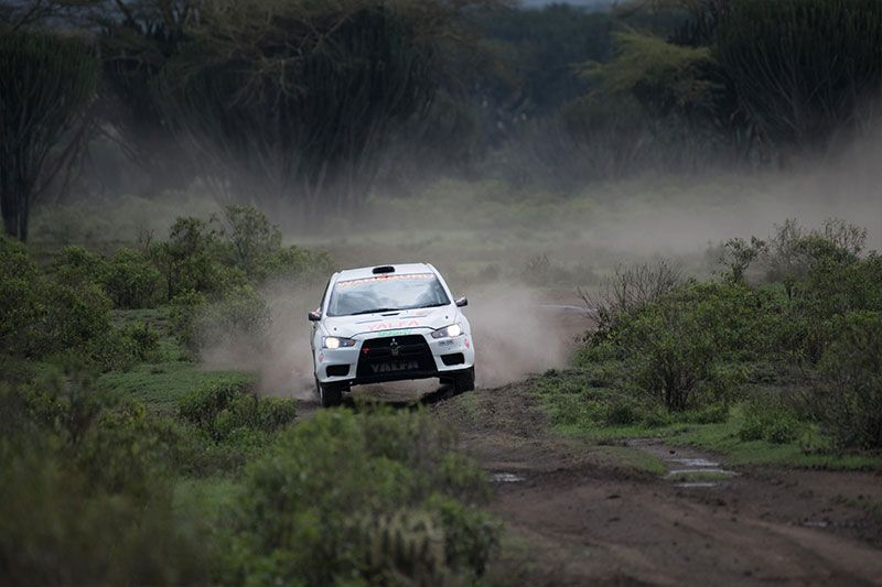 The WRC Safari Rally Is Getting Parties Started Right