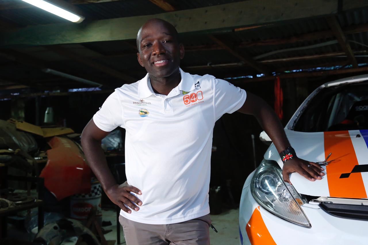 WRC Safari Rally: Laban-Cliff's Journey To The Flag-off Starts Here