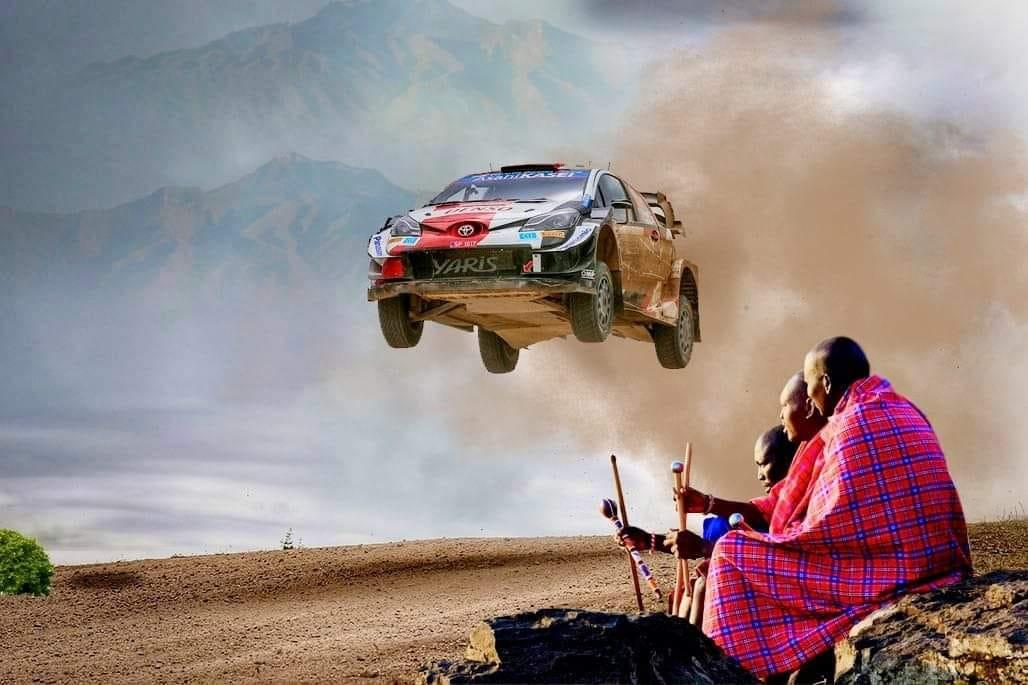 All Roads Lead To Naivasha For The WRC Safari Rally Action
