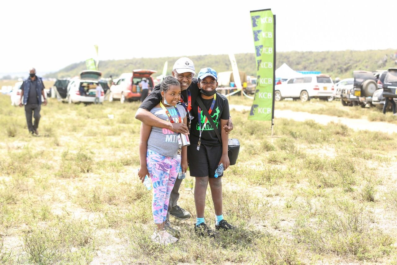 Why The WRC Safari Rally Is The Perfect Father & Son Outdoor Experience